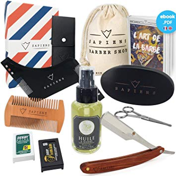 kit à barbe : Comment choisir + comparatif complet
